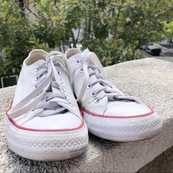 50cb45c8050e Converse Shoes - White Chuck Converse
